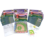 tivitz_ripken_baseball_board_game_classroom_set_15_games_contents