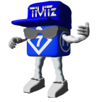 bluetivitzcharacter